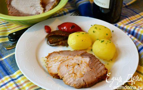 Рецепт Свинина в сливочном масле