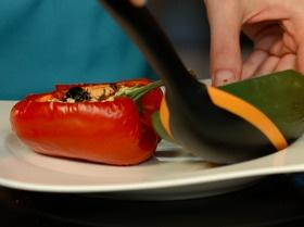 Slim-закуска фаршированный перец