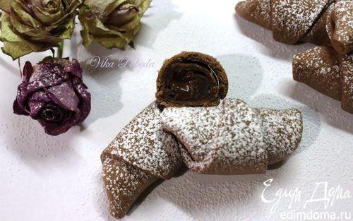 Рецепт Постное шоколадное печенье