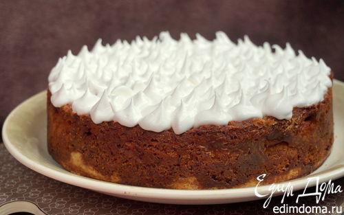 Рецепт Грушевый слоеный пирог
