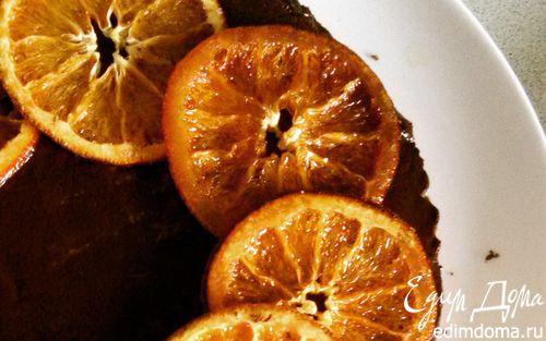 """Рецепт Торт """"Апельсиновая жемчужина"""""""