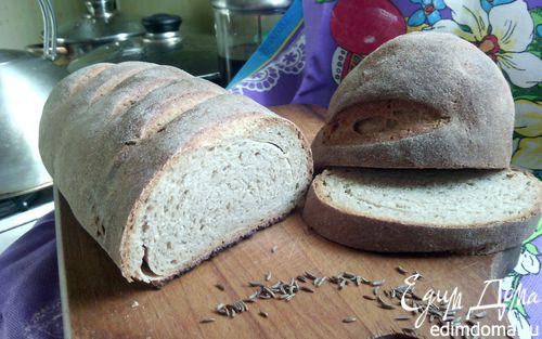 Рецепт Рижский хлеб