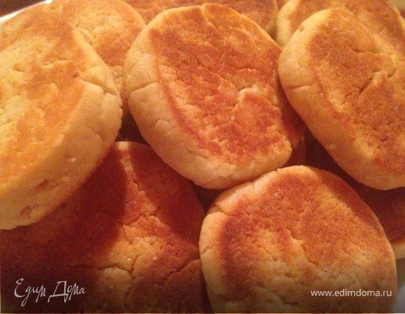 Манник в мультиварке рецепты на кефире с яблоками рецепт