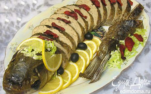 Рецепт – Фаршированная рыба