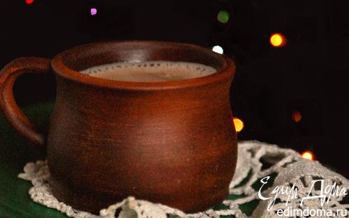 Рецепт Какао со вкусом ванили