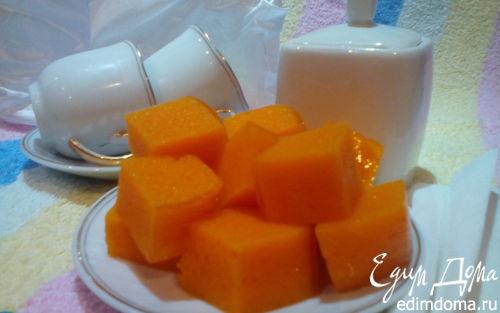 Рецепт Тыквенно-лимонное суфле