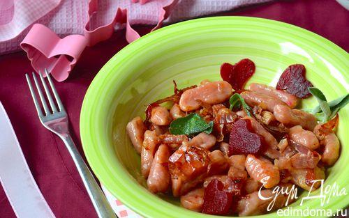 Рецепт Итальянские ньокки со свеклой