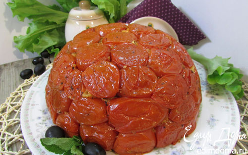 "Рецепт Макаронный пирог-запеканка ""Timpano alla Cardinale"""