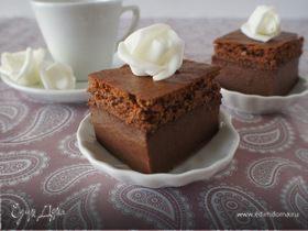 Волшебный шоколадный пирог (Chocolate Magic Custard Cake)