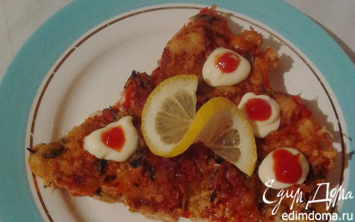 Рецепт Рыба по французски