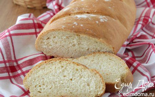 Рецепт Хлеб горчичный ситный