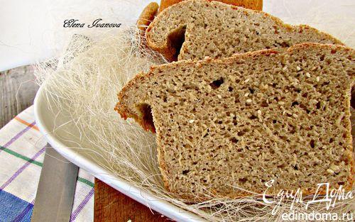Рецепт Греческий гороховый хлеб