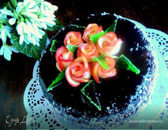 Торт «Райский сад»
