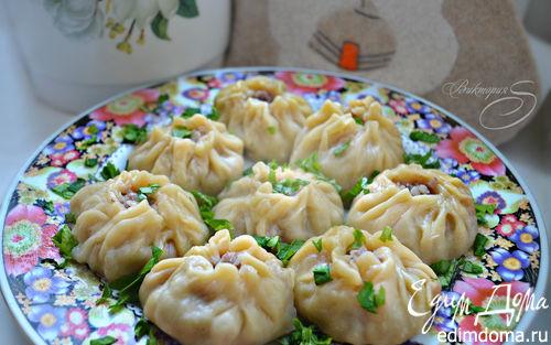 Рецепт Монгольские Буузы