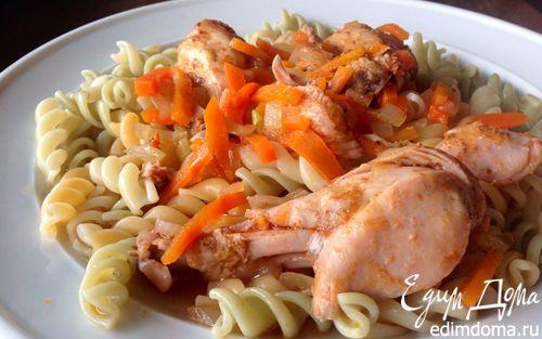 Рецепт Цыпленок в горшочке