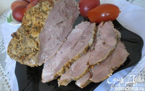 Рецепт Нежное запечённое мясо