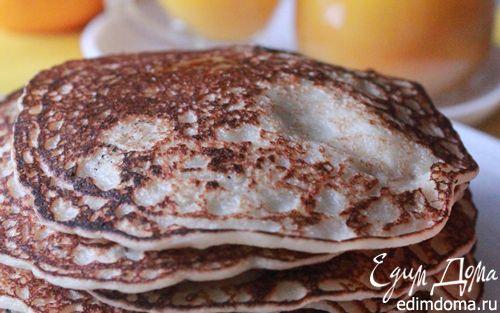 """Рецепт Оладьи """"Ваш идеальный завтрак"""""""