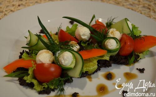 греческий салат на 20 человек рецепт