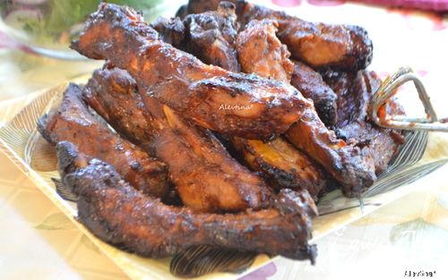Рецепт Свиные ребрышки в домашнем соусе