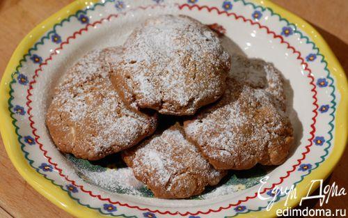 Рецепт Печенье с белым шоколадом, кофе и макадамией
