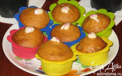 Рецепт Медовые кексы по-домашнему