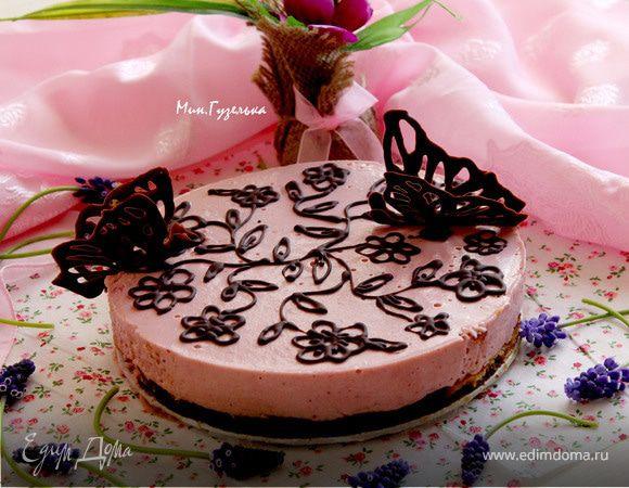 Легкий торт-суфле