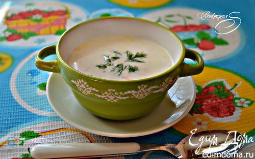 Рецепт Болгарский летний суп