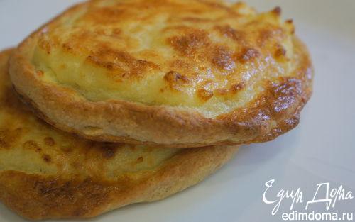Рецепт Бабушкины шанежки ржаные с картошкой