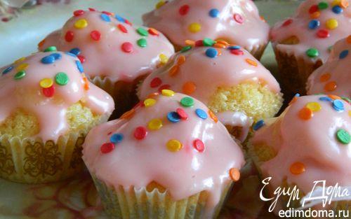 Рецепт Детские кексы