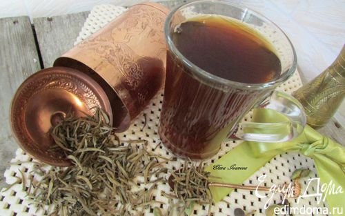 """Рецепт Чайный напиток """"Восточная сказка"""""""
