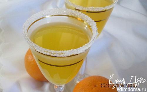 """Рецепт Напиток апельсиновый """"Оранжад"""""""