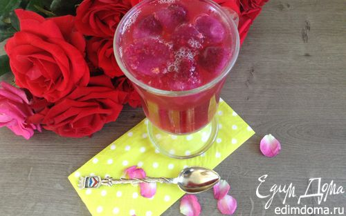 Рецепт Розовый лед