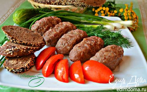 Рецепт Чевапчичи, черногорские мясные колбаски