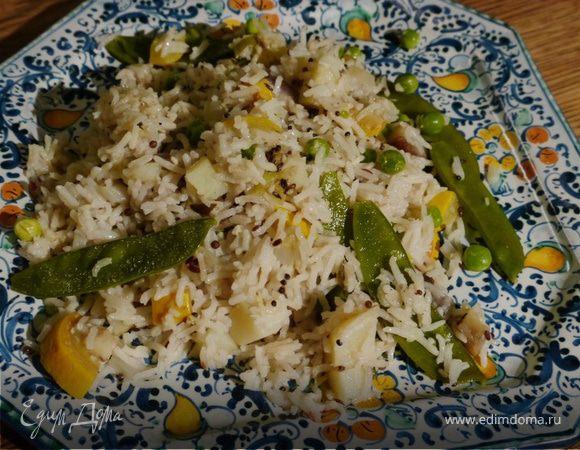 Гималайский рис