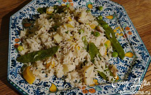 Рецепт Гималайский рис