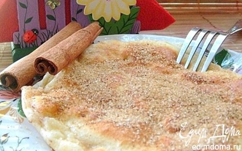 Рецепт Яблочный омлет