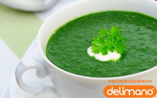 Рецепт Яркий суп