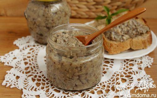 Рецепт Икра грибная (из маслят)
