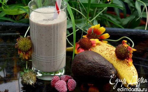 Рецепт Смузи ягодно-фруктовый