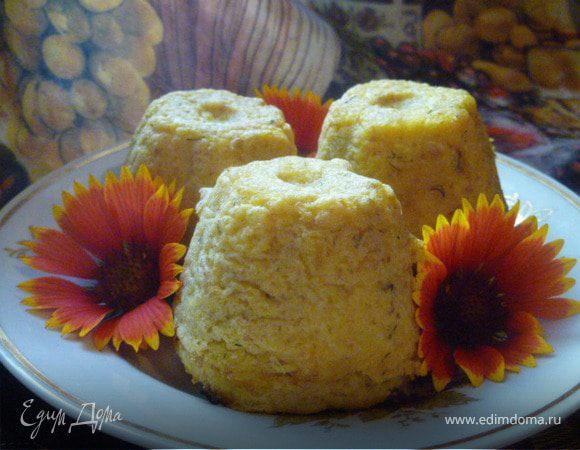 Картофельные кексы с мясом
