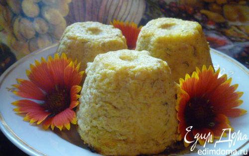 Рецепт Картофельные кексы с мясом