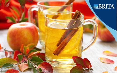 Рецепт Русский чай из сушеных яблок