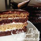 """Торт для """"Едим Дома"""""""