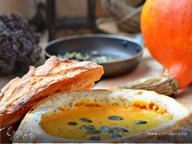 Итальянский тыквенный суп