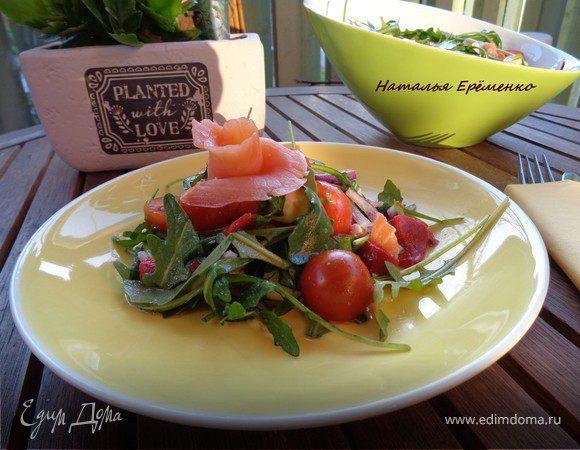 салат искушение рецепт
