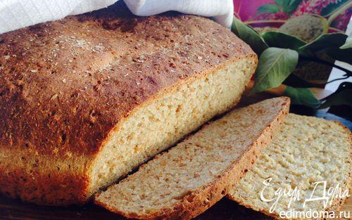 Рецепт Амарантовый хлеб