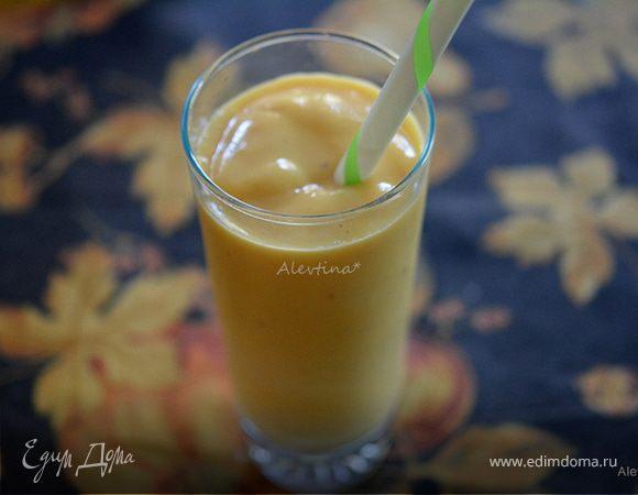 Смузи ананас-манго