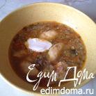 Грибной суп с картофельными клецками