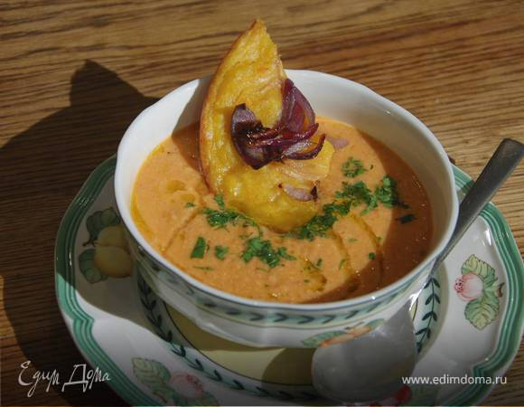 Ciuppin — лигурийский рыбный суп