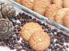 Кедровое печенье